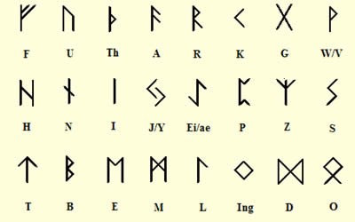 Ancient Viking Symbols and Meanings http://www.occultblogger.com/wunjo-rune-of-joy-and-hope-occult-symbols/
