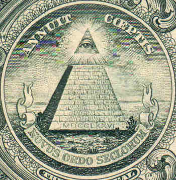 all seeing eye occult symbol