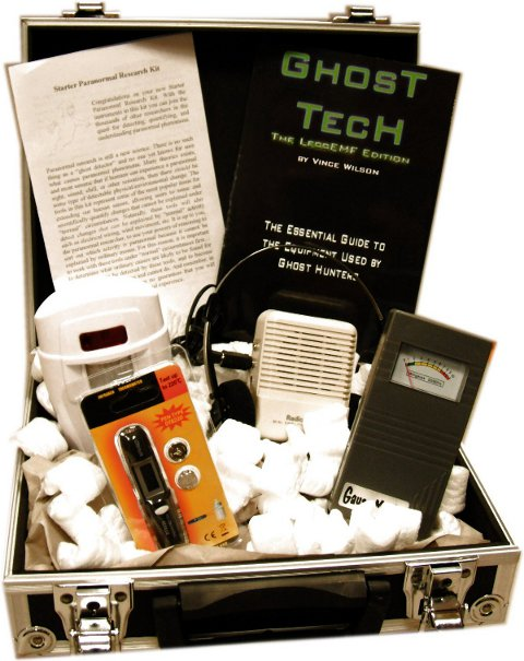 starter ghost hunting kits